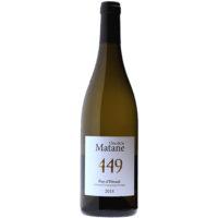 LA MATANE 449 Blanc 2018