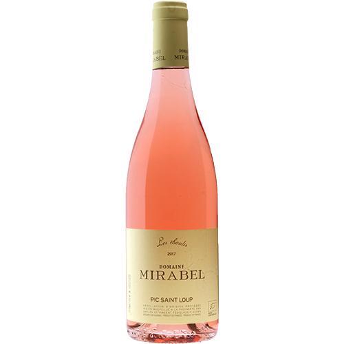 MIRABEL Les Éboulis Rosé 2018