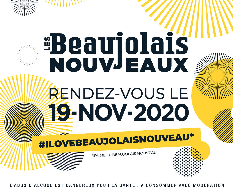 Découvrez le Beaujolais nouveau millésime 2020