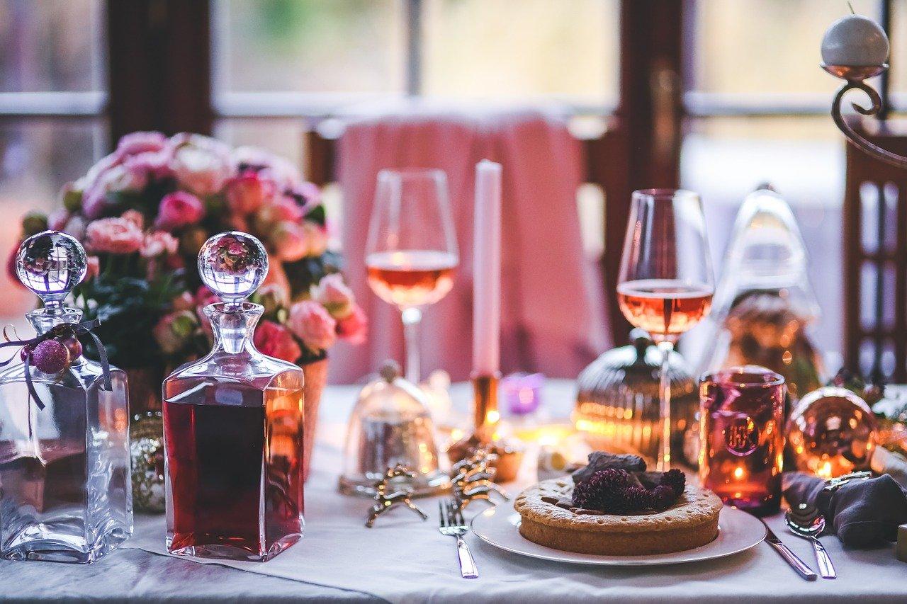 Accords mets-vins repas de fête